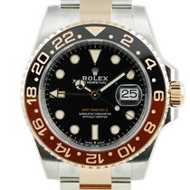 Rolex GMT-Master II Rose Gold / Stainless Steel - 126711CHNR