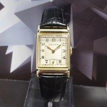 Gruen Manual Wind 15 Jewels Wristwatch Box & Warranty