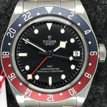 Tudor 79830RB Acier 2019 Black Bay GMT 41mm nouveau