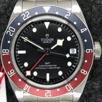 Tudor Black Bay GMT Acero 41mm Negro