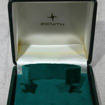Zenith rare green leather box for A384/385/386 or espada models