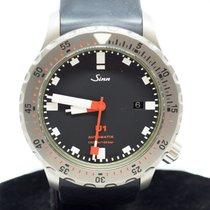 Sinn 1010.010 Steel 2011 U1 44mm pre-owned