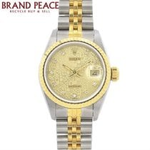 롤렉스Cellini,새 시계/미 사용,박스 있음, 서류 있음,25 mm,금/스틸