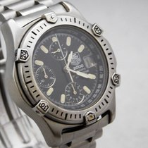 TAG Heuer Chronograph 40mm Automatic 1990 pre-owned 2000