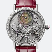 Breguet 37mm Automatic 2017 pre-owned Tradition Mother of pearl