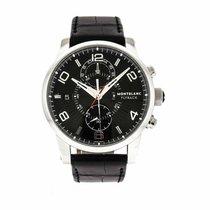Montblanc Chronograph 43mm Automatic new Timewalker Black