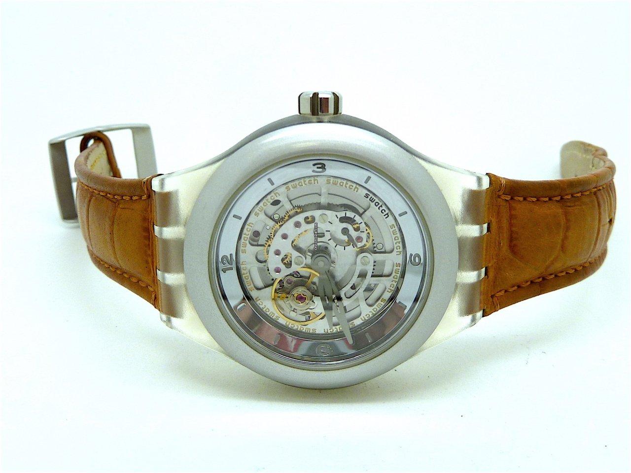 bajo precio 25193 7c4de Swatch Diaphane One 2222 Limited