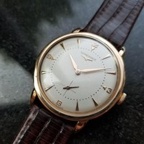 Longines Rose gold 35mm Manual winding pre-owned