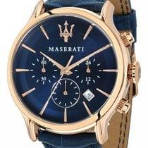 Maserati Gold/Stahl 42mm Quarz R8871618007 neu