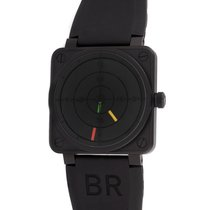 Bell & Ross BR 01-92 BL01-92-S pre-owned