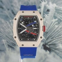 Richard Mille Carbone 39mm Remontage automatique RM67-02 occasion