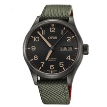 Oris Steel 45mm Automatic 01 752 7698 4274-SET TS new