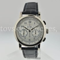 A. Lange & Söhne 1815 White gold 39.5mm Silver United States of America, California, Beverly Hills