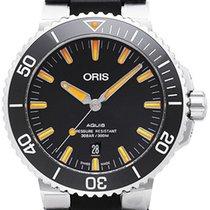 Oris Aquis Date 01 733 7730 4159-07 4 24 64EB 2020 new