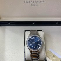 Patek Philippe Twenty~4 Steel 36mm Blue Arabic numerals United States of America, Florida, MIAMI