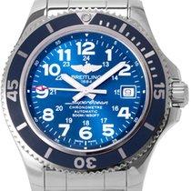 Breitling Superocean II 42 Acero 42mm