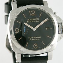 Panerai Luminor Marina 1950 3 Days Automatic Otel 44mm Negru