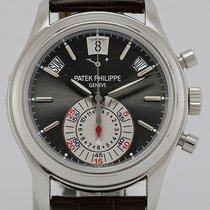Patek Philippe Annual Calendar Chronograph Platin 40mm Grau Deutschland, München