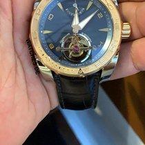 Parmigiani Fleurier Růžové zlato 45mm Ruční natahování PFH551-3100600-HA3142 nové