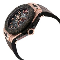 Hublot 401.OJ.0123.VR Rose gold Big Bang Ferrari 45mm new