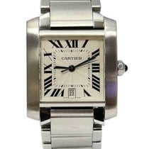 Cartier Tank Française Steel 28mm United States of America, North Carolina, Charlotte