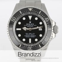 Rolex 116660 Steel 2008 Sea-Dweller Deepsea 40mm pre-owned