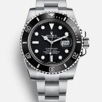 Rolex Submariner Date Steel 40mm Black No numerals Malaysia, Kuala Lumpur