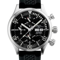 Ball Engineer Master II Diver Acero 43.8mm Negro
