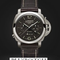 Panerai LUMINOR 1950 CHRONO MONOPULSANTE 8 DAYS PAM00311...