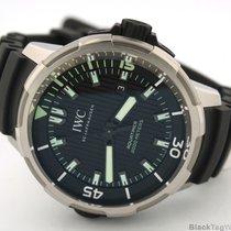 IWC BIG Aquatimer Automatic 2000 46mm Diver Titanium Watch