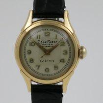 Edox Kadın Kol Saati 25,5mm Otomatik ikinci el Sadece saat 1950