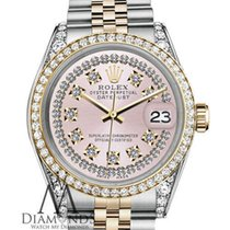 Rolex Lady-Datejust Gold/Steel 26mm Pink United States of America, New York, New York