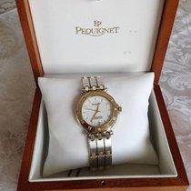 Pequignet Moorea Chronometer Stahl/Gold