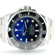 "Rolex Sea-Dweller DeepSea ""James Cameron"" Black/Blue..."