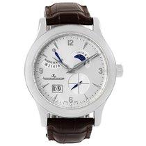 Jaeger-LeCoultre Reserve De Marche Steel Watch 146.8.17.s...