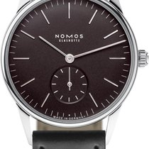 NOMOS Orion Steel 35mm Black United States of America, New York, Airmont