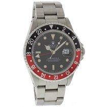 Rolex Oyster Perpetual Date GMT-Master II 16710 Coke