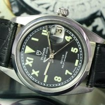 Tudor Prince OysterDate Automatic Self Winding Steel Mens Watch