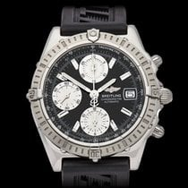 Breitling Chronomat Chronograph Stainless Steel Gents A13352 -...