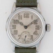 Waltham WW2 ORD.DEPT U.S.A Military Manual Wind Watch