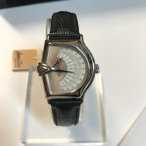 Jean d'Eve new Quartz 27mm Steel Sapphire Glass