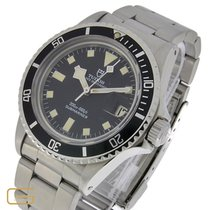 Tudor 79160 Stahl Oysterdate Big Block 40mm