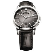 Maurice Lacroix Pontos Day / Date Automaat PT6158-SS001-23E