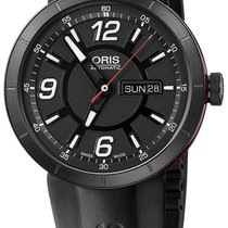 Oris TT1 Steel 43mm Black United States of America, New York, Airmont