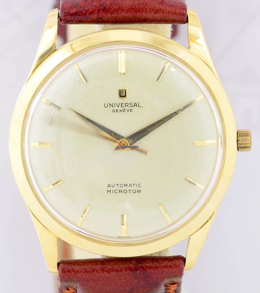 Universal Genève Microtor 215 / 103531 pre-owned