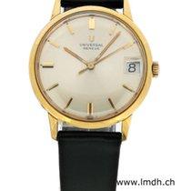 Universal Genève Vintage Gold Plated NOS