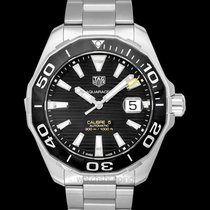 TAG Heuer Aquaracer 300M Steel 43.00mm Black United States of America, California, San Mateo