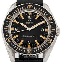 Omega Seamaster 300 165.024 'baton' 1967