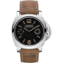 Panerai Luminor Marina 8 Days new 2019 Manual winding Watch with original box and original papers PAM 00590