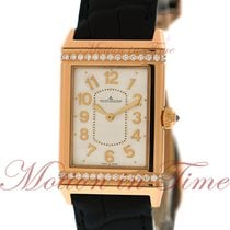 Jaeger-LeCoultre Grande Reverso Lady Ultra Thin Rose gold 24mm Silver Arabic numerals United States of America, New York, New York